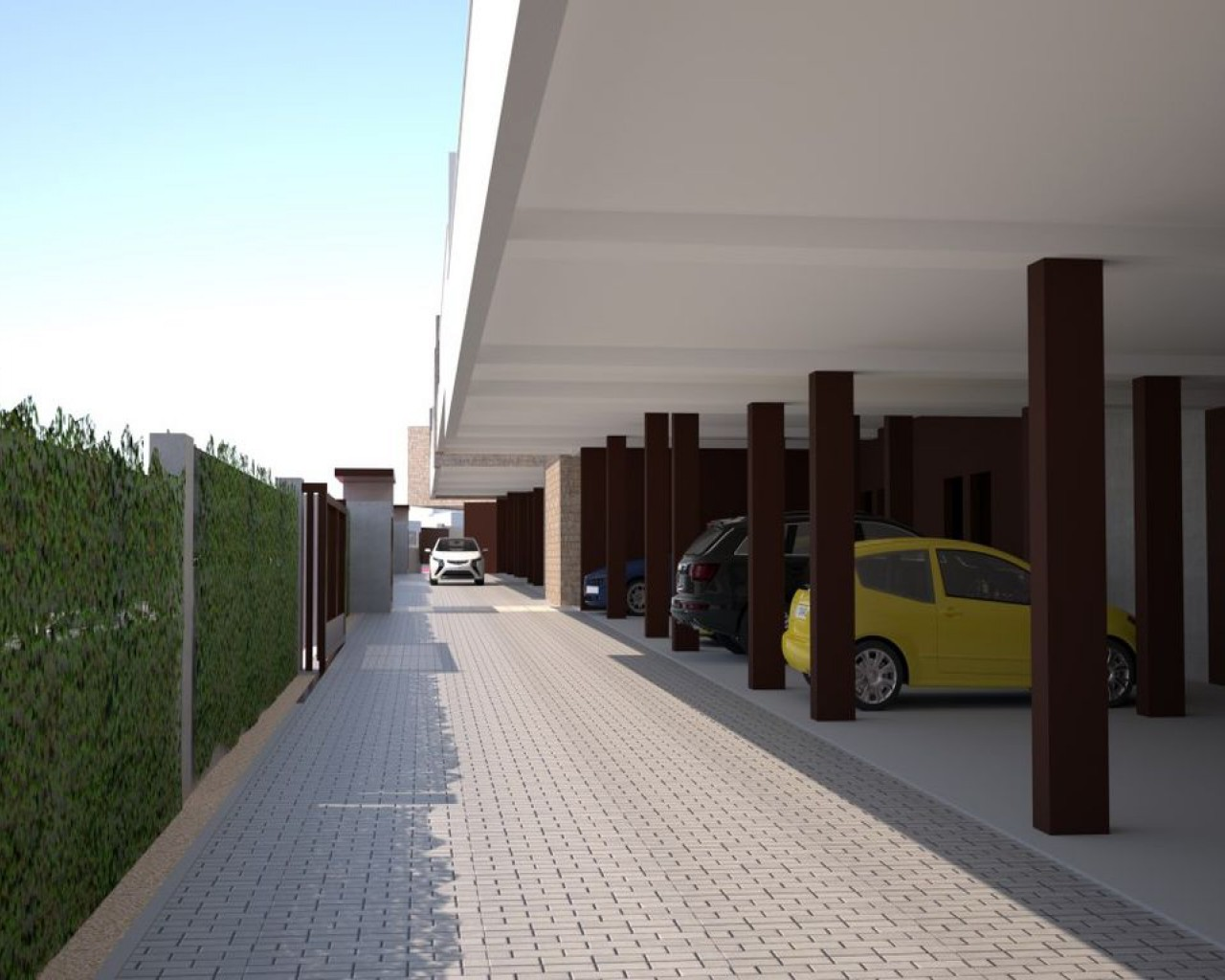 Ground floor apartment - New Build - Águilas - Águilas