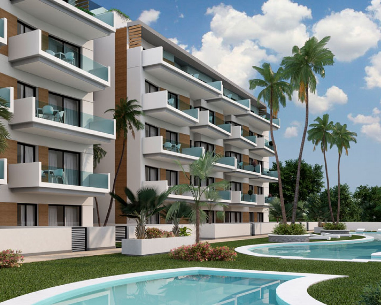 Ground floor apartment - New Build - Guardamar - Guardamar