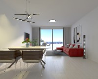 New Build - Ground floor apartment - Finestrat