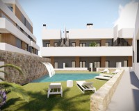 New Build - Ground floor apartment - San Javier