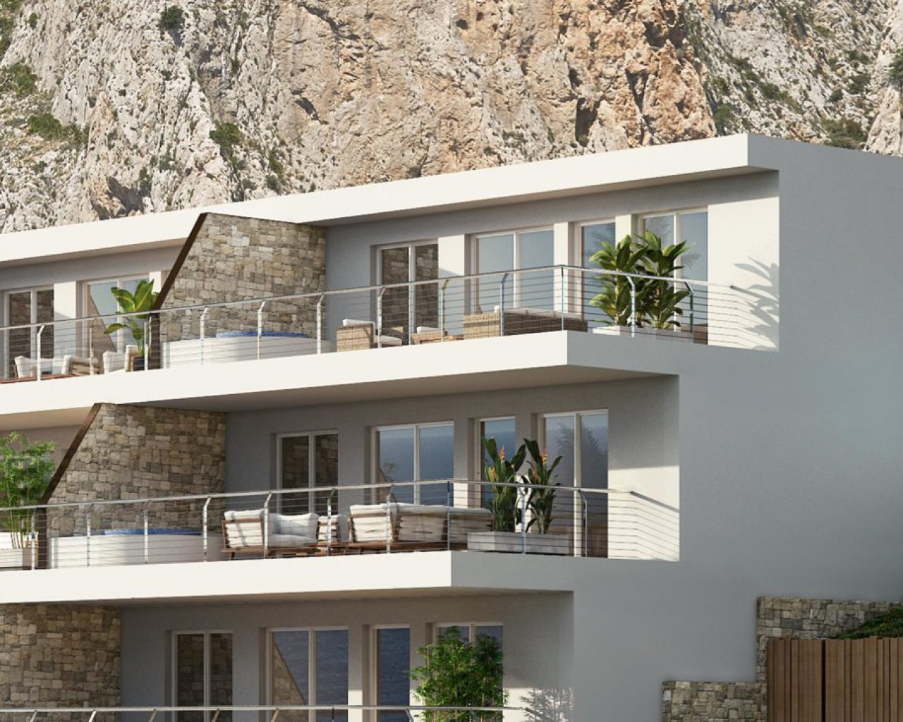 New Build - Penthouse - Altea
