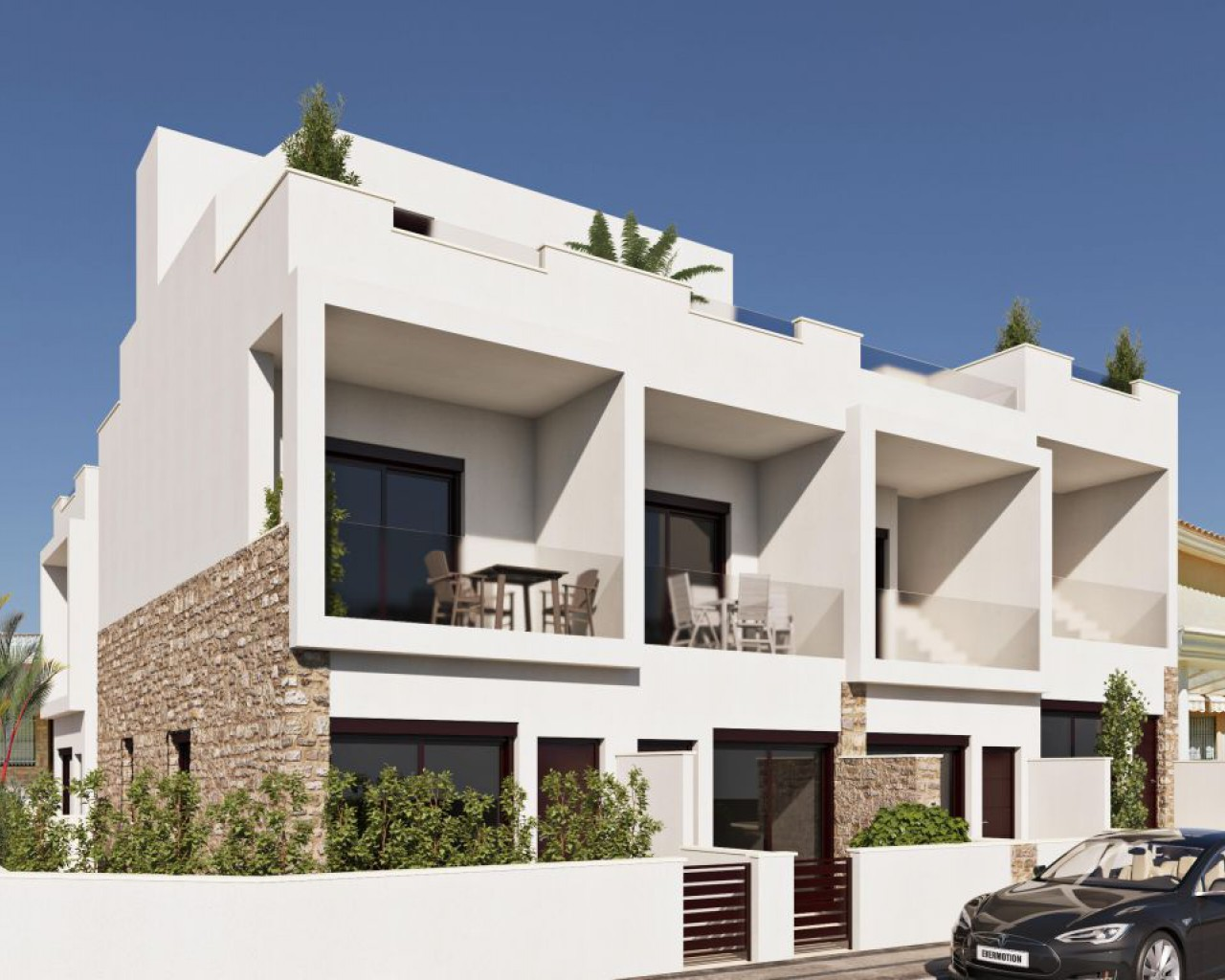 New Build - Townhouse - Torre de la horadada