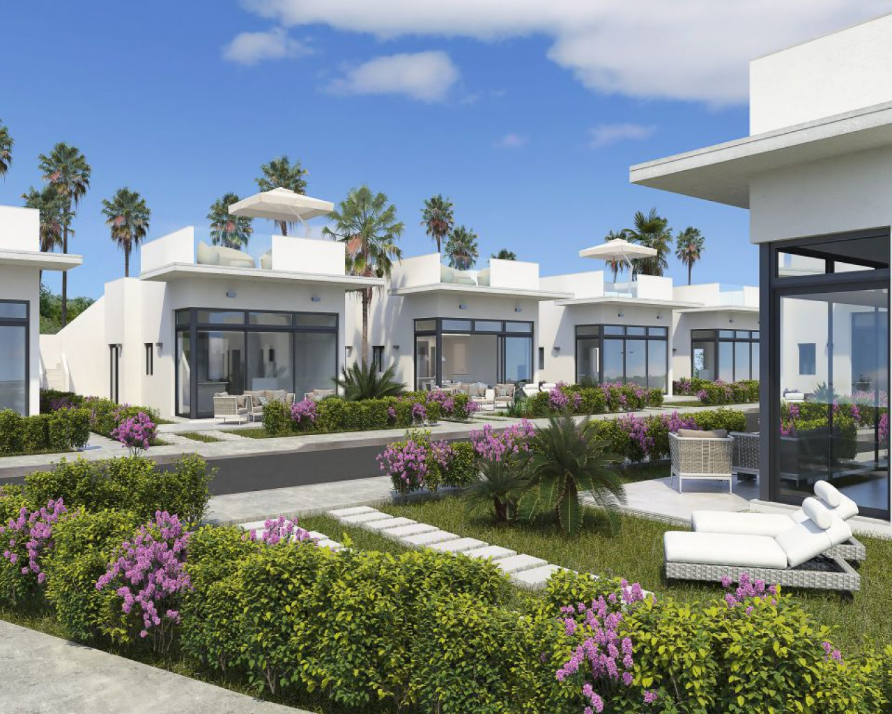 New Build - Villa - Alhama
