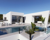 New Build - Villa - Cumbre del Sol