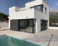 New Build - Villa - Polop