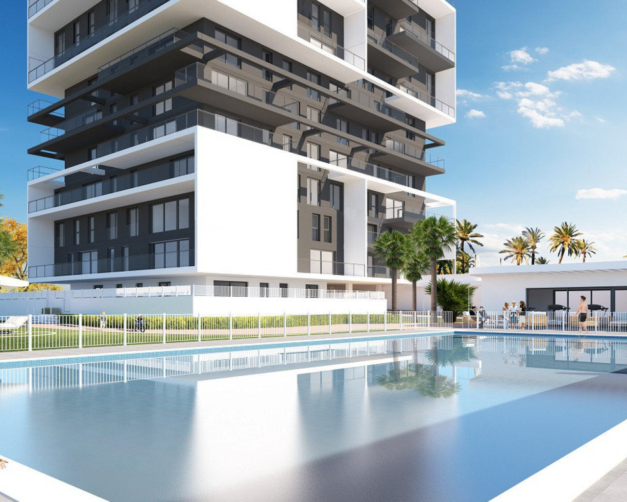 Penthouse - New Build - Calpe - Calpe