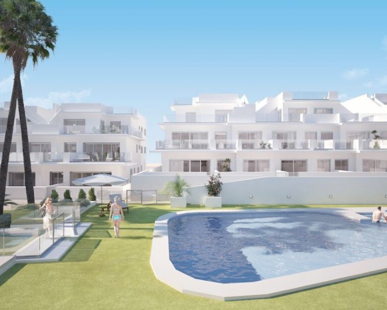 Penthouse - New Build - Gran Alacant - Gran Alacant