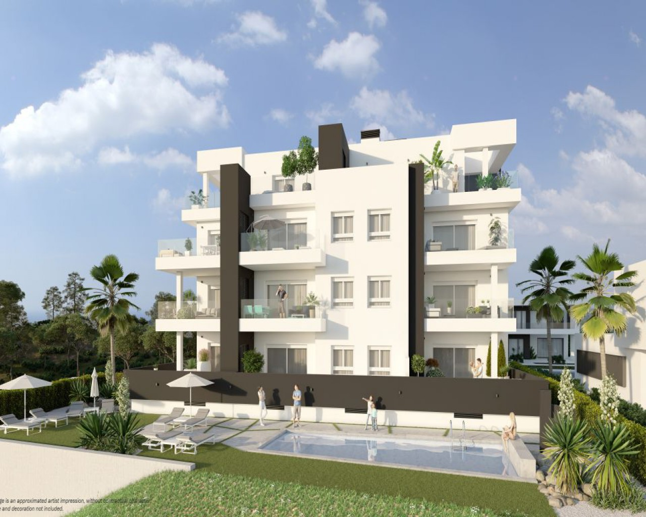 Penthouse - New Build - Villamartin - Villamartin