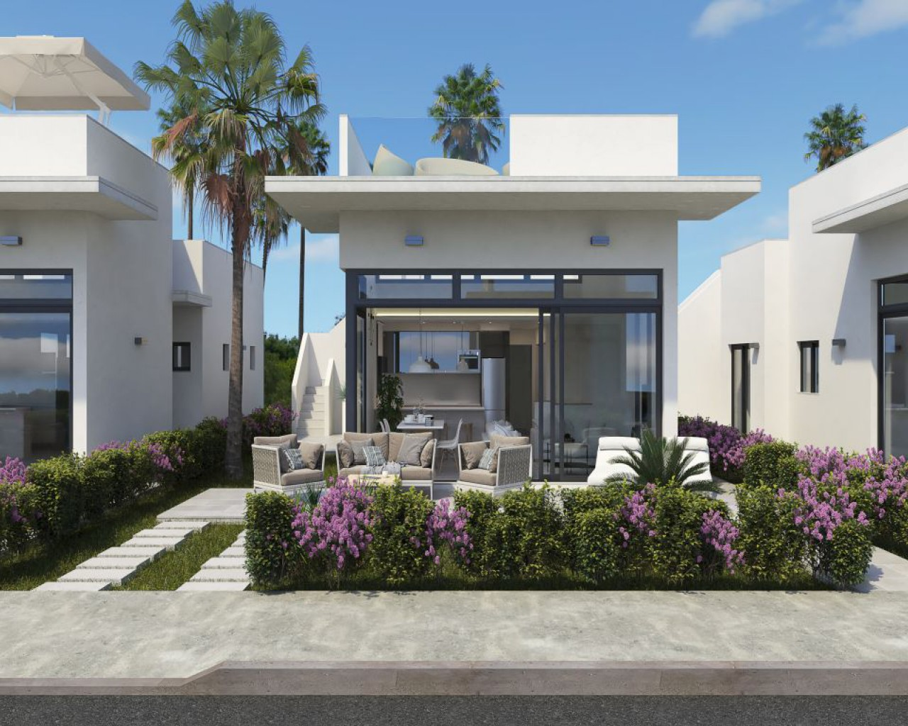 Villa - New Build - Alhama - Alhama