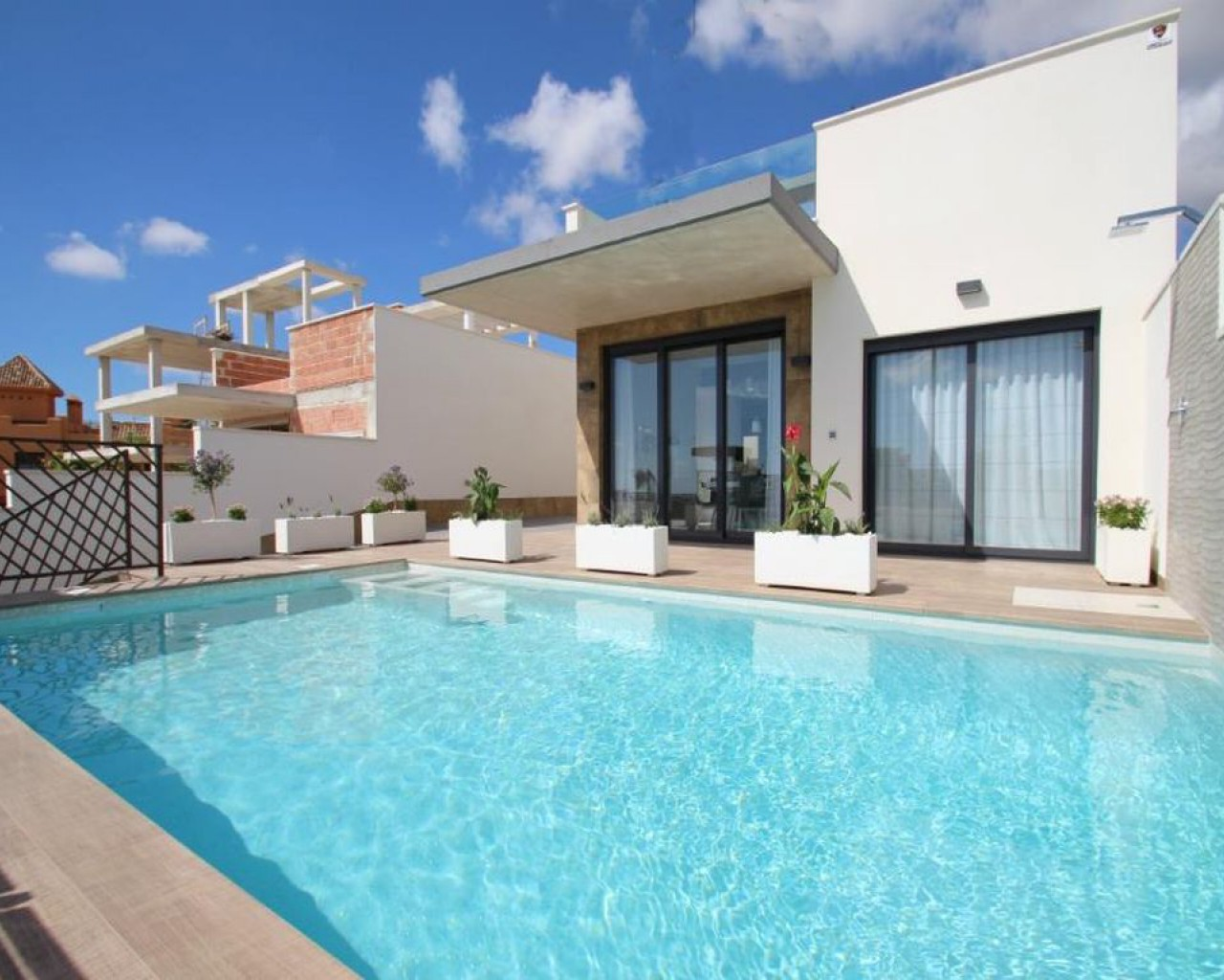 Villa - New Build - Playa Honda - Playa Honda
