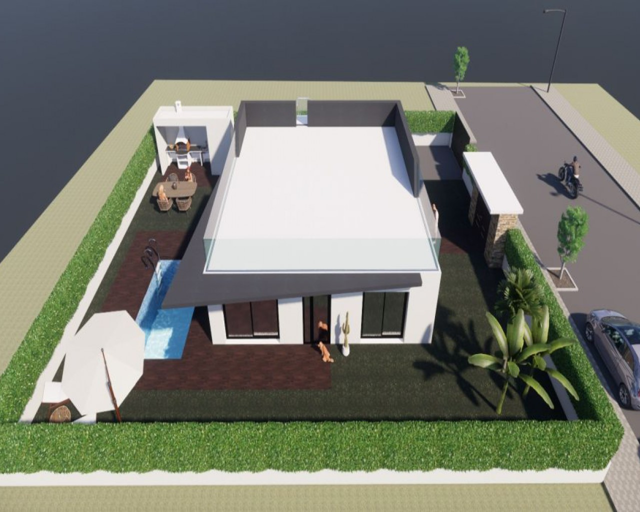 Villa - New Build - Polop - Polop