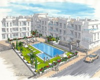 New Build - Ground floor apartment - Torrevieja